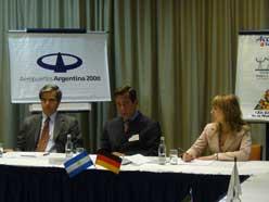Palabras del Emb. Luis Kreckler Subsecretario de Comercio Internacional